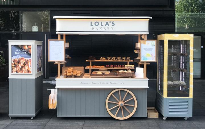 Lola's Bakery Spitalfields